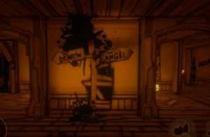 Bendy and the Ink Machine Chapter3- find a new exit