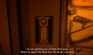 3. Bendy and the Ink Machine Chapter3- Find the Door Lever