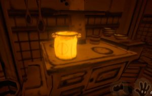 4. Bendy and the Ink Machine Chapter3- make Boris soup
