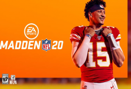 Cover of Madden NFL 20
