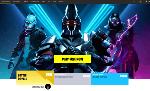 Fortnite play for free