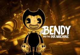 Bendy and the Ink Machine Chapter 1- cover