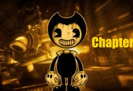 Bendy And The Ink Machine Chapter 4- Cover