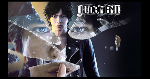Judgment video game