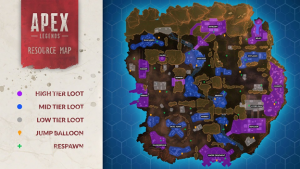 apex legends resource map