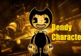 Bendy and the ink machine characters