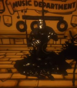 bendy and the ink machine characters -The Searchers