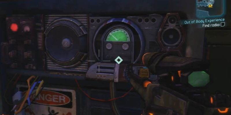 borderlands 2 out of body experience