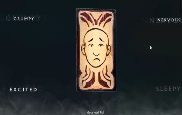 Chains of Harrow- Rells cards