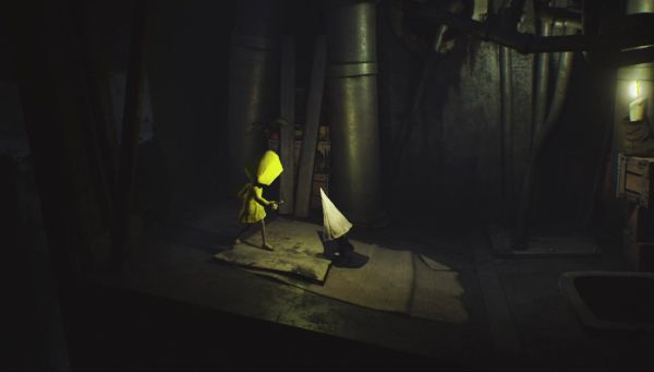 little nightmares Nomes