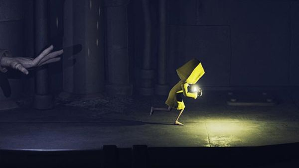 little nightmares six