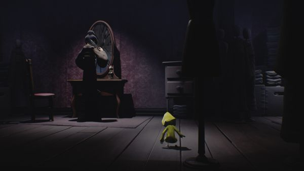little nightmares-the lady