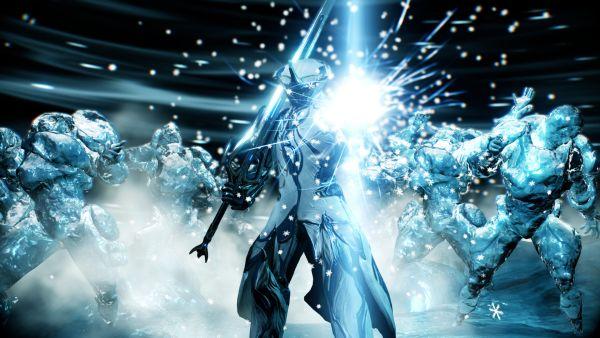 Frost warframe