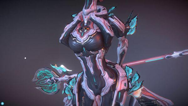 Titania warframe