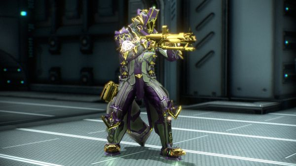 Vauban warframe