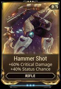 Hammer Shot