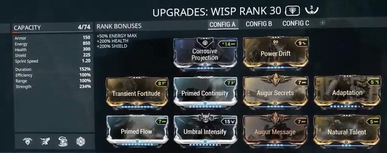 wisp build 3